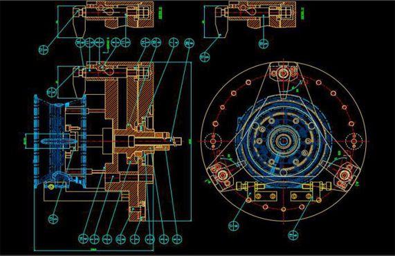Autocad Training, CAD CAM Training, Mechanical Training in Chennai